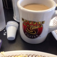 Photo taken at Waffle House by Ruben S. on 3/21/2014