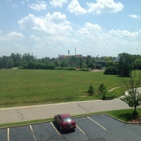 Photo taken at Comfort Suites by H B. on 6/17/2014