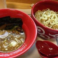 Photo taken at つけそばと深夜食堂 房s ボーズ by いずもん on 10/31/2014