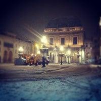 Photo taken at Palazzo della Loggia by Luca B. on 12/14/2012