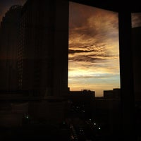 Photo taken at Hilton Boston Back Bay by Sterling P. on 10/15/2012