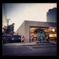 Photo taken at Apple Store by Sterling P. on 9/18/2012