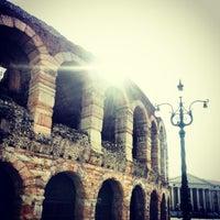 Foto scattata a Arena di Verona da Νικόλαος Ν. il 3/2/2013