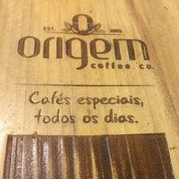 Foto tirada no(a) Origem Coffee Co. por Filipe L. em 5/21/2017