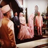 Photo taken at Rumah Maroko, menteng by Agia Raras R. on 2/16/2014