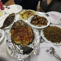 Photo taken at Tabreez Restaurant by Sara A. on 5/2/2018
