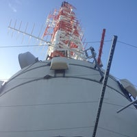 Photo taken at Stuttgart Television Tower by Ирина Г. on 10/24/2012