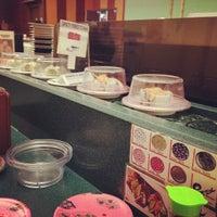 Photo taken at East Japanese Restaurant by Dani on 3/7/2013