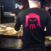 Photo taken at HuHot Mongolian Grill by Norbert W. on 5/12/2013