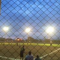 Photo taken at Soto Cano Air Base Softball Field by Juan Pablo M. on 6/11/2015