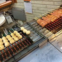 Photo taken at やきとり大吉 桂店 by Nobuyuki K. on 3/21/2015