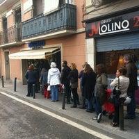 Photo taken at Baluard Barceloneta by Andrea D. on 11/10/2012