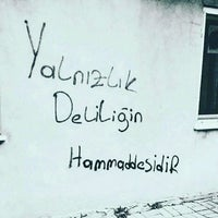 Photo taken at menderes usta nın tamirhanesi by Mahmut G. on 1/22/2017