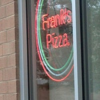 Photo taken at Frank's Pizza & Italian Restaurant by Maura P. on 8/19/2013