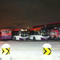 Photo taken at Jurong East Temporary Bus Interchange by Hui L. on 12/25/2012