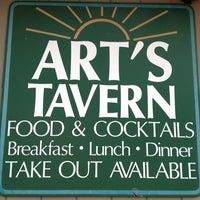 Photo taken at Art's Tavern by Tim on 7/7/2013