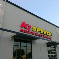 Photo taken at K1 Speed Santa Clara by Ibrahim F. on 5/9/2013