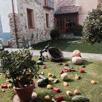Photo taken at Restaurante La Portada del Mediodía by Lucia I. on 10/12/2014