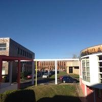Photo taken at Universidad de León by Lucia I. on 2/6/2013