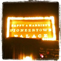 Photo taken at Pappy & Harriet's Pioneertown Palace by M. C. on 3/13/2013