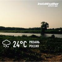 Photo taken at Ореховое озеро by Kalante on 5/23/2015