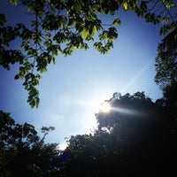 Photo taken at Jungle Beach by Tariq M. on 12/29/2012