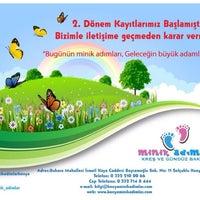 Photo taken at Minik Adımlar Kreş & Anaokulu by Veli VURAL on 2/7/2014