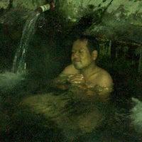 Photo taken at Pemandian Air Panas - Hotel Duta Wisata Guci by Agung W. on 4/9/2013