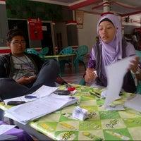 Photo taken at enjoy cafe by Teuku M. on 9/19/2012