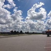 Снимок сделан в Погранпереход Мамоново-2 — Гжехотки пользователем Алексей М. 7/20/2013