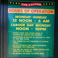 Casino cne gambling webmaster