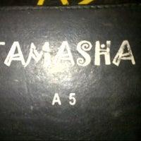 Photo taken at Tamasha by Buddha B. on 5/12/2013