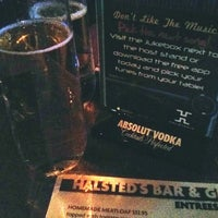 Photo taken at Halsted's Bar + Grill by Chris C. on 11/6/2013