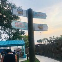 Foto tomada en Six Flags Hurricane Harbor Oaxtepec por Pame el 5/13/2018