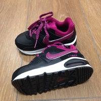 Photo taken at Nike Store Monte Carlo by Mdame N. on 1/3/2014