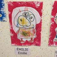 Photo taken at Ecole De La Condamine by Mdame N. on 10/9/2014
