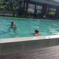 Photo taken at The Living Pool Villas by Uliyana A. on 8/20/2013