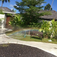 Photo taken at The Living Pool Villas by Uliyana A. on 9/2/2013