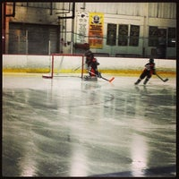 Photo taken at Northland Ice Center by Brian C. on 2/20/2013