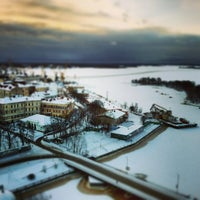 Снимок сделан в Башня Святого Олафа пользователем Art Z. 1/26/2013