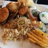Photo taken at Restaurante Wok Hawai by Anamaria S. on 12/22/2014