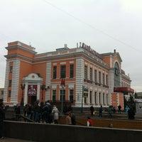 Photo taken at Savyolovsky Rail Terminal by Андрей З. on 11/5/2012