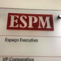 Photo taken at Escola Superior de Propaganda e Marketing (ESPM) by Dante Q. on 6/25/2013