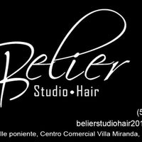 Photo taken at Belier Studio Hair by Olga-ga G. on 3/31/2014