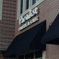 Photo taken at Paradise Bakery & Café by Indy D. on 7/12/2013