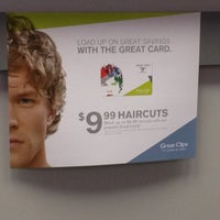 Photo taken at Great Clips by Indy D. on 11/6/2012