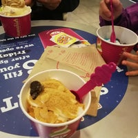 Photo taken at Menchie's by Lorraine Y. on 3/24/2018