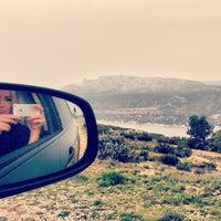 Photo taken at Camping Mer & Montagne by Belka K. on 4/30/2013