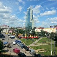 7/17/2013 tarihinde Stanislav K.ziyaretçi tarafından Семёновская площадь'de çekilen fotoğraf