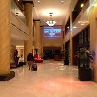 Photo taken at Loews Vanderbilt Hotel, Nashville by Chris K. on 11/16/2012